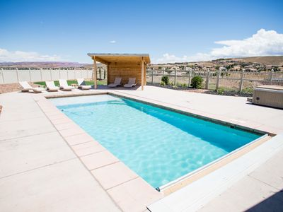 Photo for Luxury Golf Resort Home. Private Pool. Sleeps 18