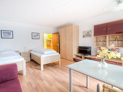 Photo for Friedrichssegen Apartment, Sleeps 2 with Pool and Free WiFi