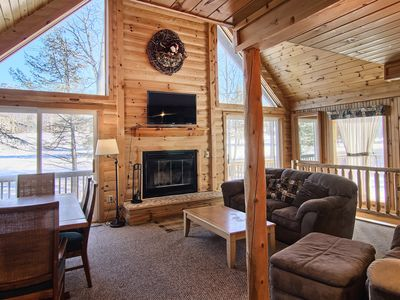 Photo for Woodland Chalet at Summit Village Shanty Creek