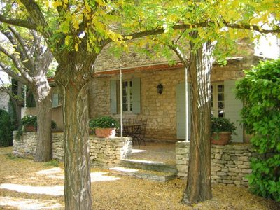 Photo for Beautiful Private Estate in Gordes -Tennis, Pool, Views