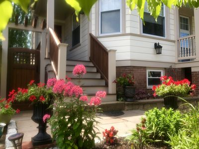 Photo for CHARMING Apartment in Grand Home East Side WALK EVERYWHERE