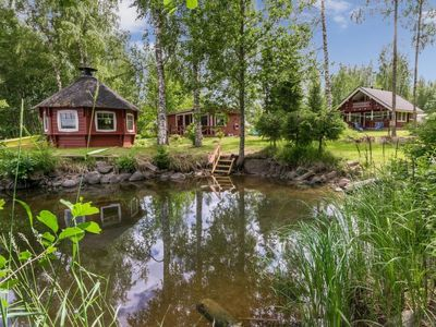 Photo for Vacation home Kiviranta in Rantasalmi - 5 persons, 2 bedrooms