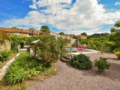 Photo for Semi-detached house Lou Caminaire, Félines-Minervois  in Hérault - 8 persons, 4 bedrooms