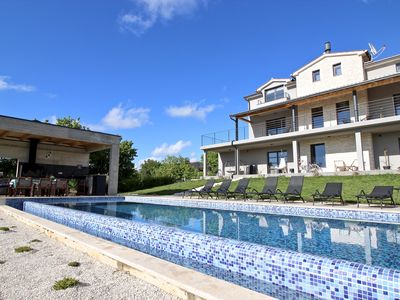 Photo for Villa2M with infinity pool,  cinema, gym! Last minute deal for September 2019!