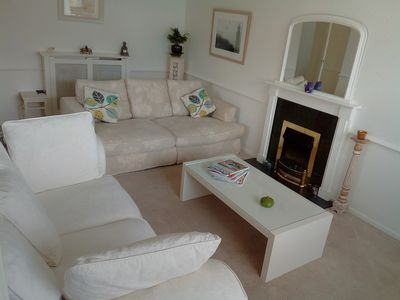 Photo for SUMMER HOUSE sleeps 6 + is ideally situated for access to all areas of cornwall.