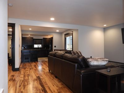 Photo for Cozy home with convenient drive to beaches and sand dunes.
