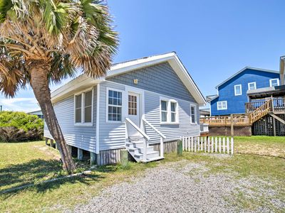 Photo for 2BR Cottage Vacation Rental in Oak Island, North Carolina