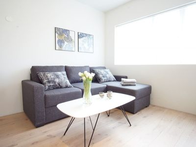 Photo for Modern and elegant 2 bedroom apartment