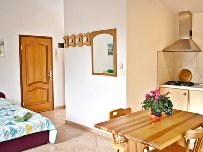 Photo for Studio Venus, Karigador, near the sea, WiFi, air-conditioned, barbecue parking