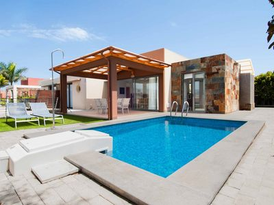 Photo for Villa with private pool Salobre Villas IX