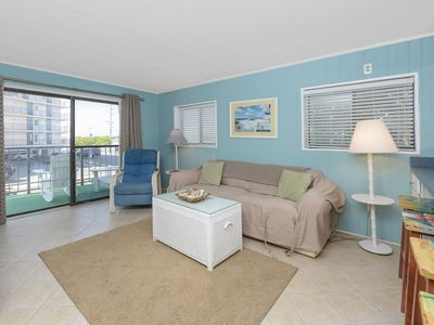 Great 2 Bedroom Ocean Block Condo on 135th Street!