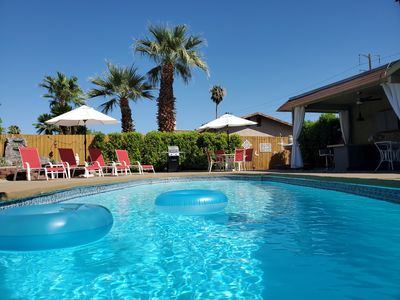 Photo for Your Desert Oasis!!! Beautiful home with resort-style backyard.