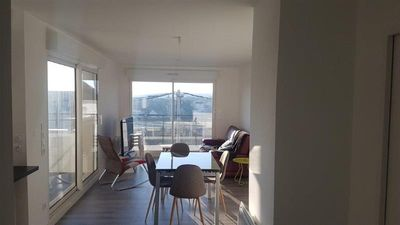 Photo for MAGNIFICENT 2 BEDROOM APARTMENT IN WIMEREUX, NEAR SEA, WIFI, BALCONY, TERRACE, PARKING SPACE