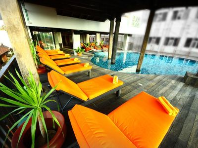 Photo for Sun Island Hotel & Spa Kuta 1BR & 2 guest with Breakfast
