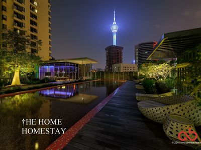 Photo for 3BR KL Tower Luxury Apartment in Town