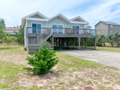Photo for 340 - Beautifully Maintained Nags Head Rental w/ Adjacent Canal Ramp Access