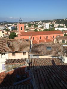 Photo for 18th century village house in the heart of La Vieille Garde close to the sea