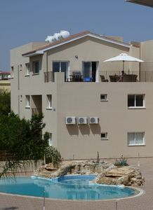 Photo for Spacious 3 bedroom apartment with huge sunny balcony. Sleeps 6 in comfort.