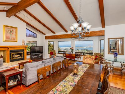 Photo for Spectacular Unobstructed Ocean & Coastal Views next to Montana De Oro