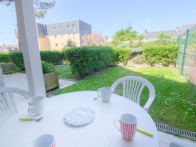 Photo for Apartment Les Goëlettes  in Saint Malo, Brittany - Northern - 4 persons, 1 bedroom