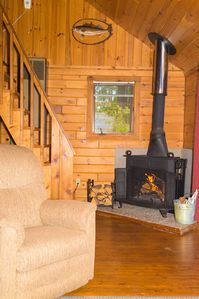 Photo for Cozy lake front one bedroom on Lake Vermilion