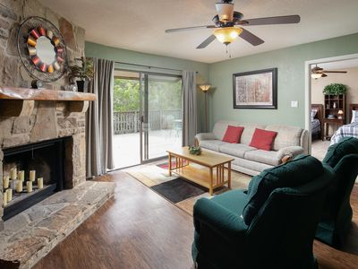 Photo for Fabulous 2/2 condo with pool and tennis court access! Large deck, sleeps 8!!