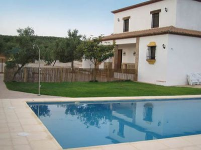 Photo for Self catering La Pedrosa for 8 people