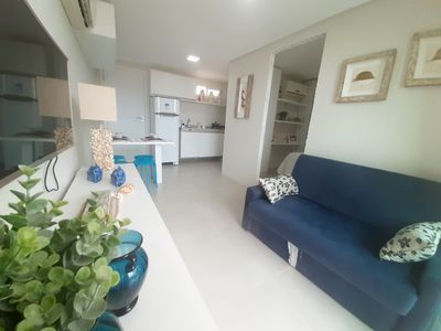 Photo for Cozy flat in Porto de Galinhas 5 min from the Center.
