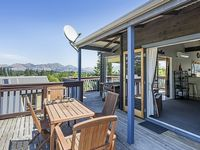 Great location, great view, family and dog-friendly, if updated it would be...