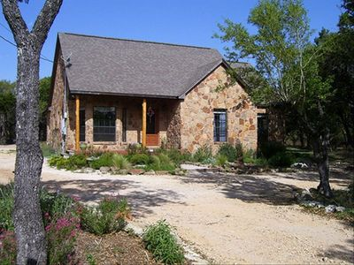 Photo for Austin City Limits- by 7000 Acre Hill Country Preserve! Private Pool!
