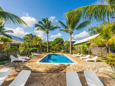 Photo for 2 Bedrooms Garden Bungalow in Trou aux Biches