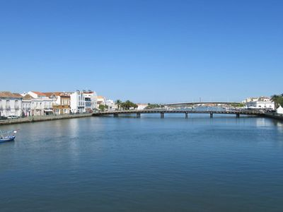 Photo for Fully renovated apartment Tavira with aircon, 5 mnts walk to historical center.