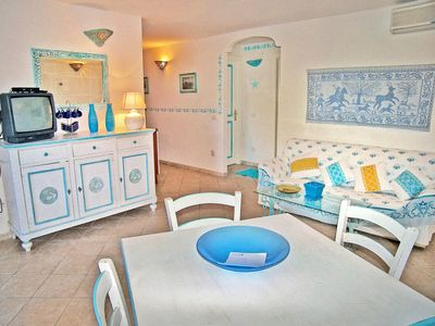 Photo for ★★★★ Cozy Sea Style Home ☼ Costa Smeralda ☼ 200 meters from the sea