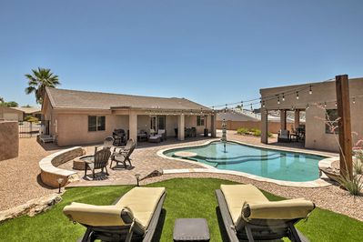 Experience the best of Lake Havasu City from this 4-bed, 3-bath vacation rental!