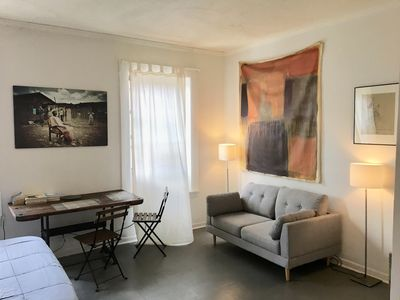 Photo for Beautiful Studio Filled with Art  In Cobble Hill Brooklyn