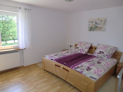 Photo for Feriendomizil am Mindelsee, 94qm, Balkon, 3 Schlafzimmer, max. 4 Personen