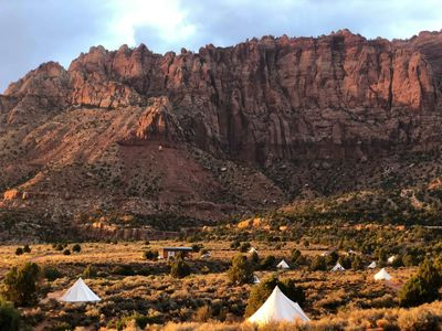 Photo for Zions Luxury Camping