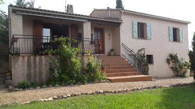 Photo for 8 people, quiet family house with garden 1000m2