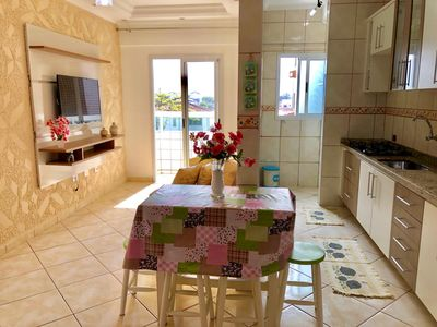 Photo for LOCATION in the Village Mirim in front of the Beach. Priscilla