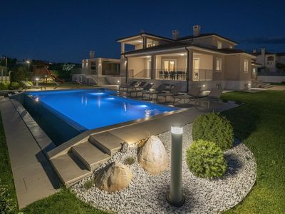 Photo for Beautiful Villa Silvia, in Istria, with a Pool