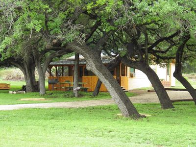 Photo for Frio River 2 bedroom cabin