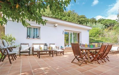 Photo for 3 bedroom accommodation in St. Cebrià de Vallalta