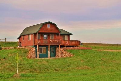 This Cabin is near Platte, SD and The Missouri River, Snake Creek Rec. area