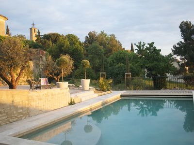 Photo for Beautiful provencal house with amazing view, refreshing pool and relaxing garden