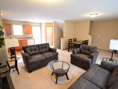 Photo for 2 Bedroom 2.5 Bath Townhome in Urbandale