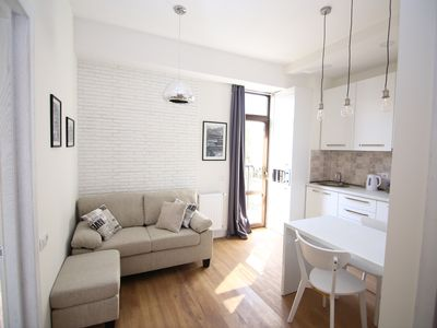 Awesome new flat in the heart of Tbilisi