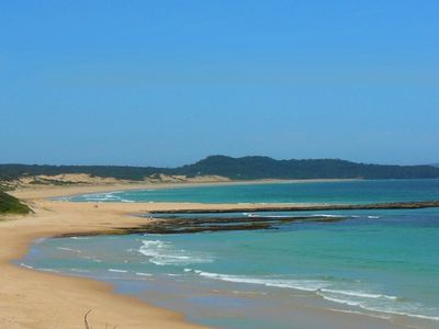 Photo for Just across the road from beautiful Kirbys Beach!