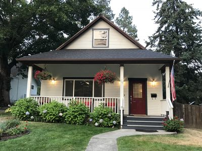 Photo for Charming Downtown Cottage  - 3 Blocks to Park, Beach, Downtown