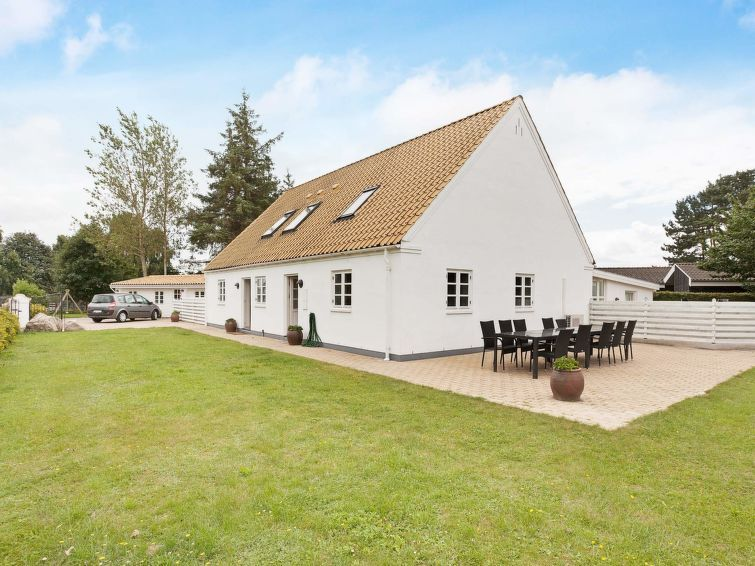 Vacation home ebeltoft in ebeltoft homeaway egsmark strand - The jutland small house ...