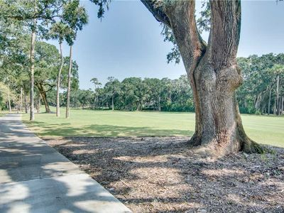 Photo for Golf View | Short Walk To Beach | Full Club Access | Wifi | Porch | 4 BR Seabrook Island Home